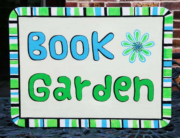 Book Garden Now Open