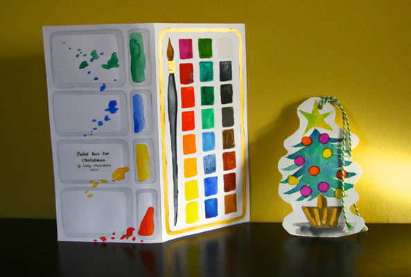 Paintbox For Christmas - Christmas 2010
