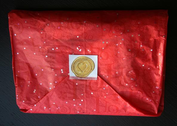 Gold, Frankincense and Myrrh - Christmas 2013