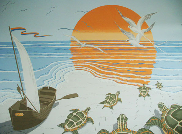 Contemporary/Stylized Murals
