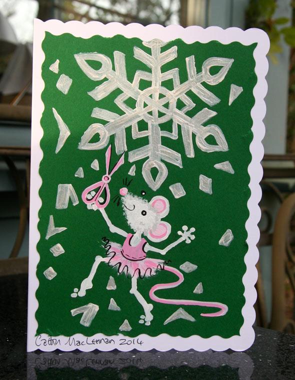 Snip Dance Snip - Christmas 2014