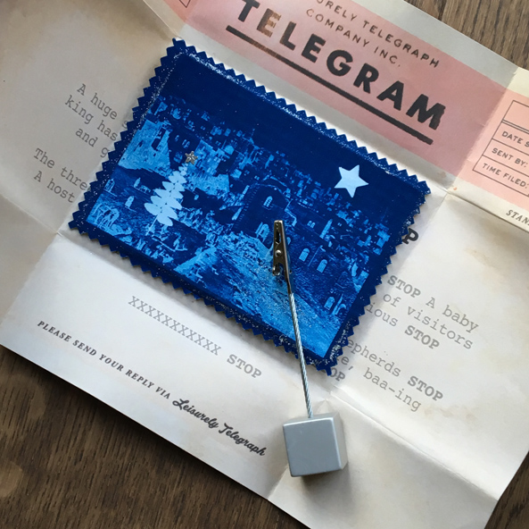 Telegram From Bethlehem - Christmas 2018