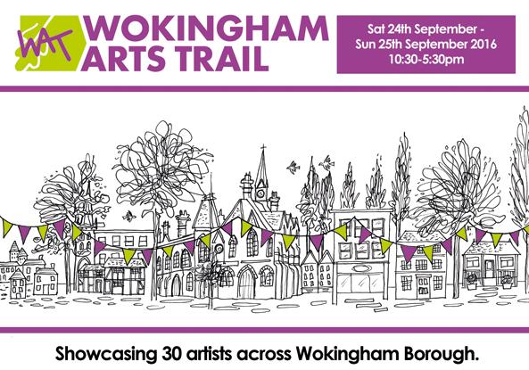 Wokingham Arts Trail 2016